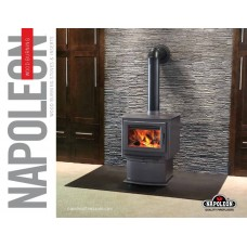 Napoleon Wood Burning Stoves and Inserts Brochure